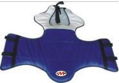 Martial; Arts Chest Guard Double Sided