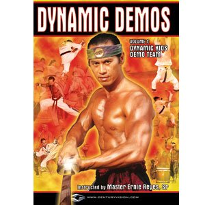 Ernie Reyes Sr. Dynamic Demos Series Titles