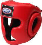 Load image into Gallery viewer, FBT - Muay Thai Pro Full Face Headgear