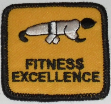 Fitness Excellence Badge