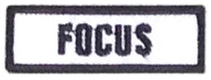 Focus Badge