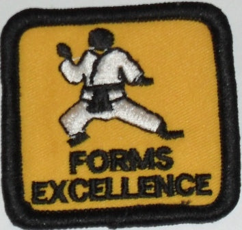 Forms Excellence Badge