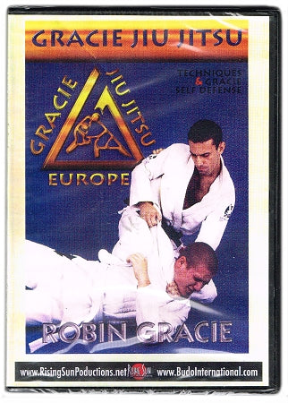 Gracie Jiu Jitsu Europe