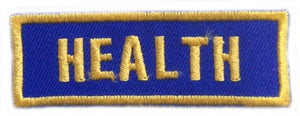 Health Badge