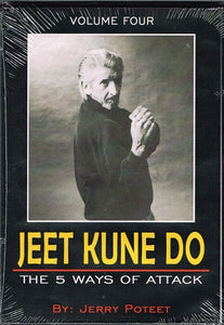 Jeet Kune Do by Jerry Poteet