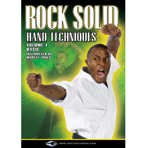 Marcel Jones Rock Solid: Hand Techniques