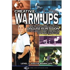 Master Diego Perez Creative Warm Ups Series Titles