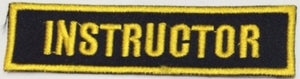 Instructor Badge - Medium