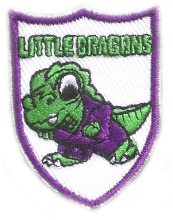Mini Little Dragons Badges