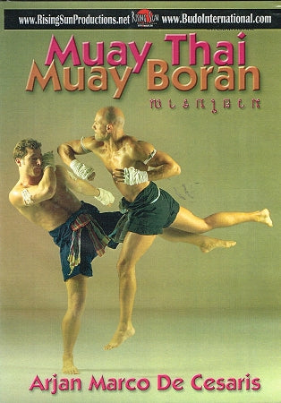 Muay Thai: Muay Boran with Marco de Cesaris