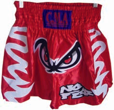 Muay Thai Shorts - No Fear