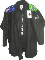 Pro Grappler Deluxe Uniform (Oz/Brasil)