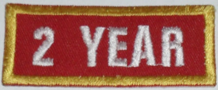 Recognition Badge - 2 Year