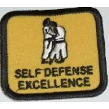 Self Defence Excellence Badges