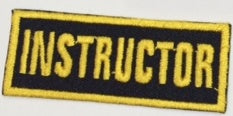 Instructor Badge - Small