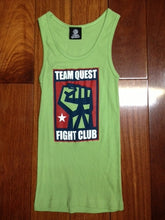Load image into Gallery viewer, TEAM QUEST LADIES SINGLET