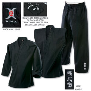 XMA Three Piece Traditional Uniform Set
