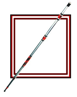 ULTRA LITE CHROME BO STAFF