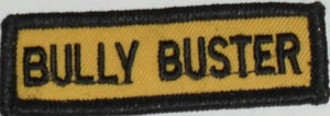 Bully Buster Badge