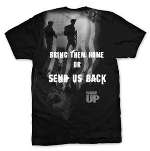 POW/MIA Send Us Back T-Shirt