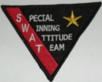 SWAT BADGES