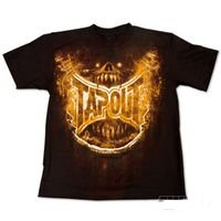 TAPOUT ANGST BLACK TEE