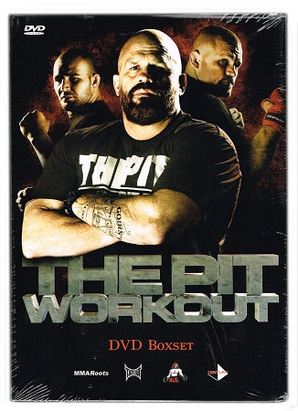 THE PIT WORKOUT DVD BOXSET