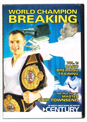 WORLD CHAMPION BREAKING: MASTER CHIP TOWNSEND