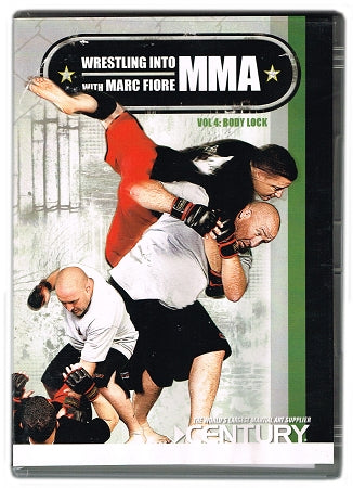 WRESTLING INTO MMA WITH MARC FIORE
