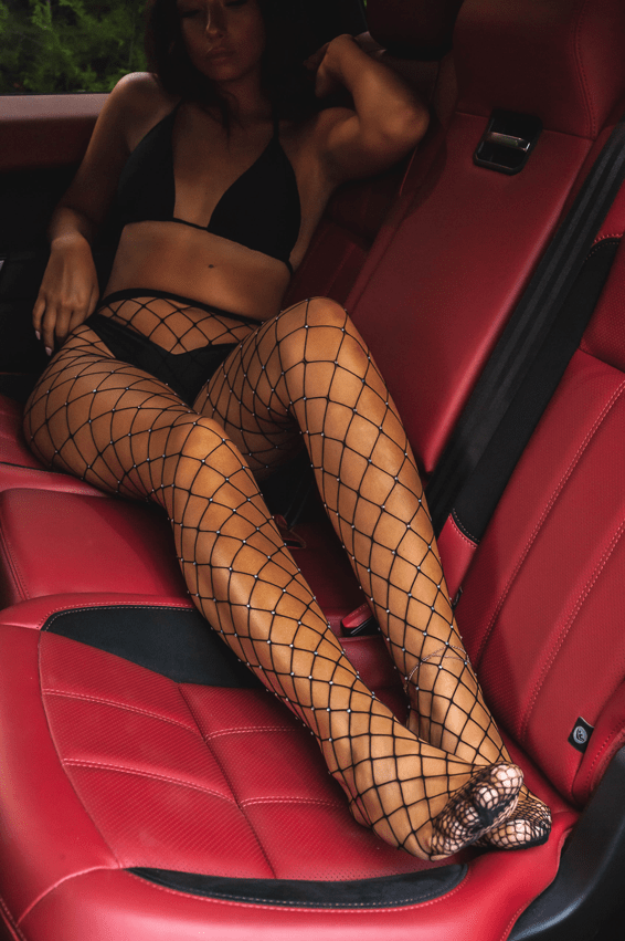 Diamond Fishnet - ROSAII