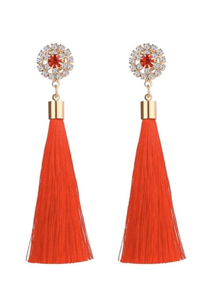 The Red Tassel - ROSAII