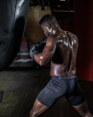 athletes prefer wearing Smartshorts during MMA practice because they feel like wearing a second skin and they allow unrestricted movement