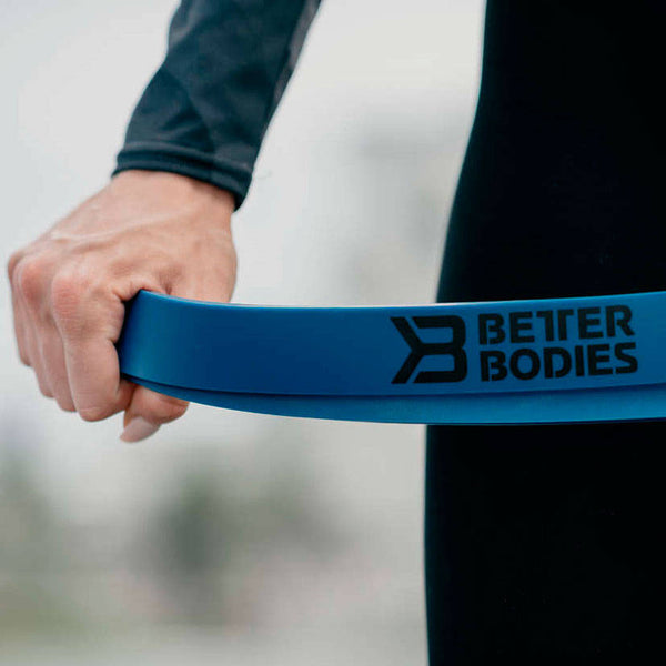 Better Bodies Blue Heavy Resistance Band