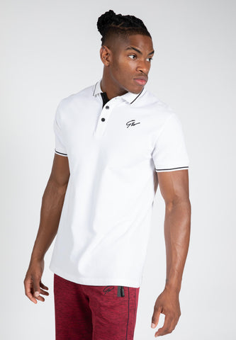 The Delano polo is fresh and minimalist, making it a great casual piece of clothing