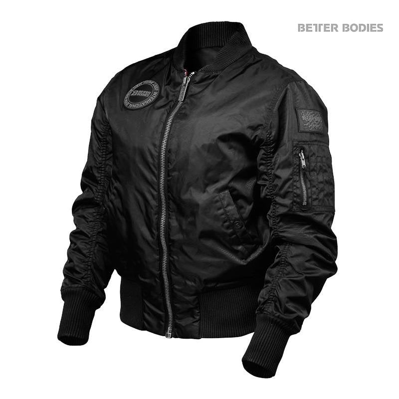 Better Bodies Casual Jacket - Black