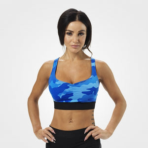 You added <b><u>Better Bodies Athlete Short Top - Blue Camo</u></b> to your cart.