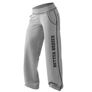 You added <b><u>Better Bodies Baggy Soft Pant  - Greymelange</u></b> to your cart.