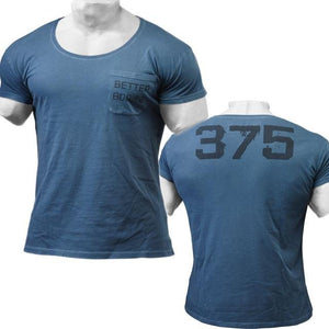 You added <b><u>Better Bodies BB Washed Tee - Ocean Blue</u></b> to your cart.