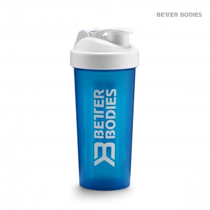 Better Bodies Fitness Shaker - Strong Blue - Urban Gym Wear