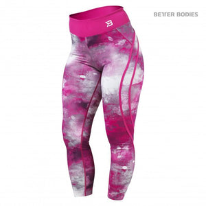 You added <b><u>Better Bodies Galaxy High Waist Tights - Hot Pink</u></b> to your cart.