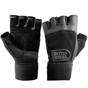 You added <b><u>Better Bodies Gym Wrist Wrap Gloves - Black</u></b> to your cart.