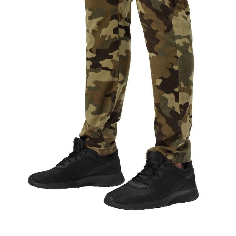 Better Bodies Harlem Cargo Pants - Military Camo - Urban Gym Wear