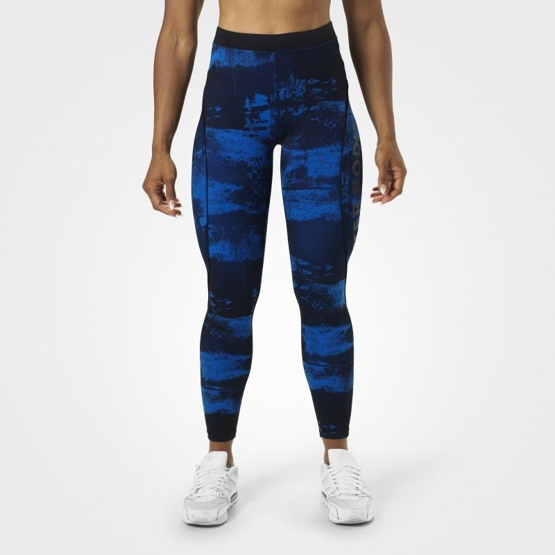 Better Bodies High Line Tights - Strong Blue - Urban Gym Wear