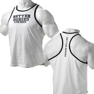 You added <b><u>Better Bodies Jersey Gym Tank - White</u></b> to your cart.