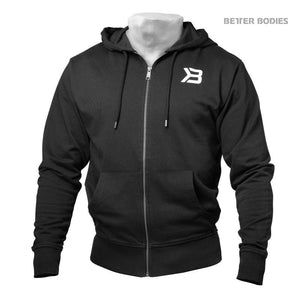 You added <b><u>Better Bodies Jersey Hoodie - Black</u></b> to your cart.