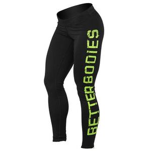 You added <b><u>Better Bodies Logo Tights - Black-Lime</u></b> to your cart.