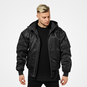 You added <b><u>Better Bodies LTD Edition Bomber Jacket - Iron</u></b> to your cart.
