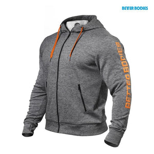 You added <b><u>Better Bodies Men's Athletic Hood - Antracite Melange</u></b> to your cart.