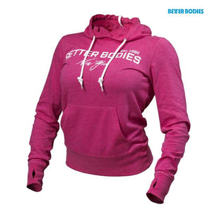 You added <b><u>Better Bodies N.Y Hood Sweater  - Pink Melange</u></b> to your cart.