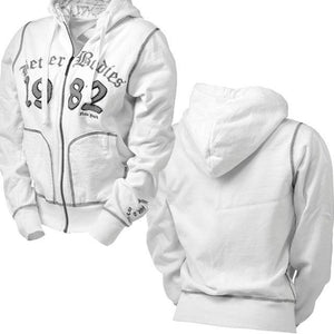 You added <b><u>Better Bodies N.Y Hoodie - White</u></b> to your cart.